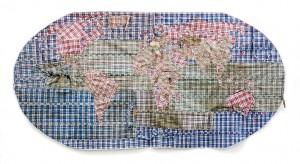 Rifugiato Mappa Del Mondo 4