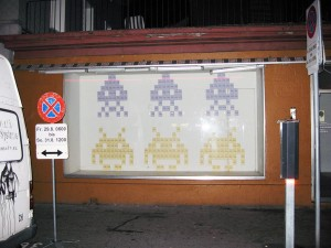 Space Invaders IV 2008