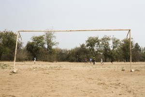 Beitbridge, Zimbabwe (original goalpost) 2009