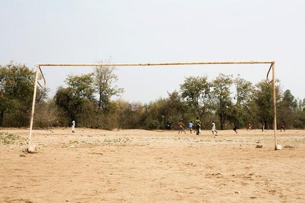 Beitbridge, Zimbabwe (original goalpost) 2009