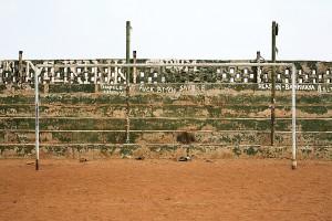 Musina, South Africa (original goalpost) 2009