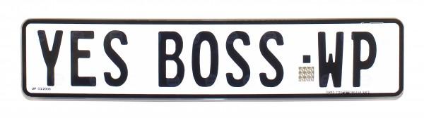 YES BOSS-WP