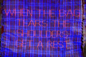Zimbabwe bag detail 2008