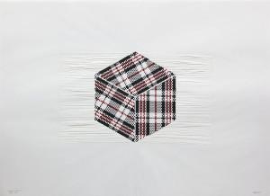 isometric, cube, voxel, pixel art, Zimbabwe, refugee, bag
