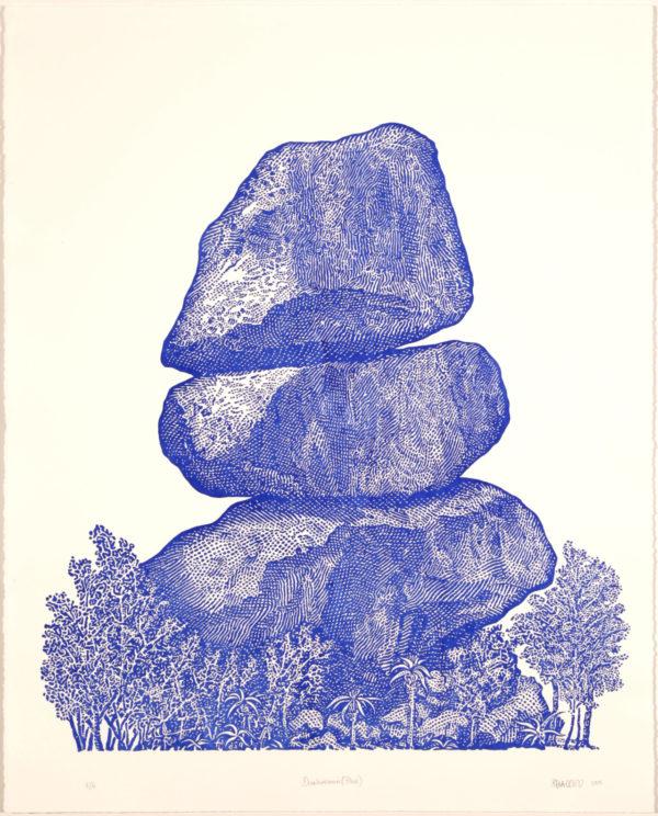 Domboremari(Blue)