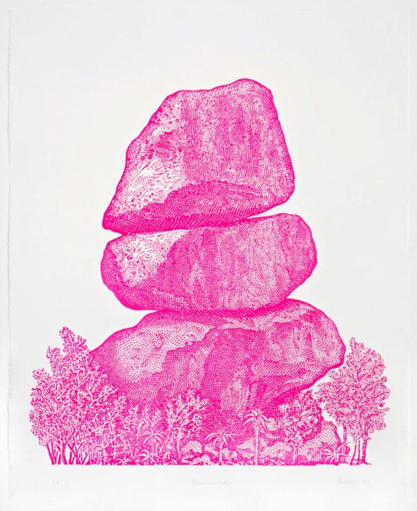 Domboremari (Pink)