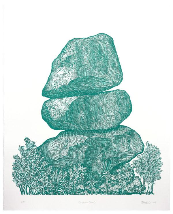 Domboremari (green)
