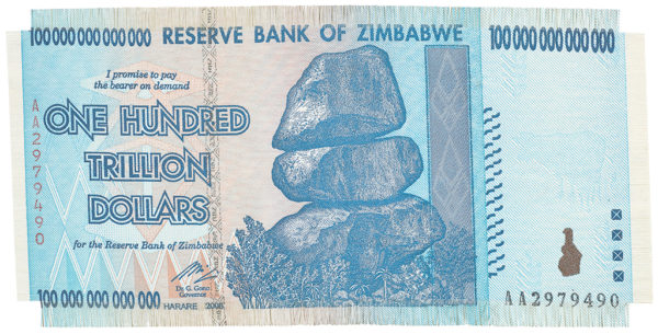 Z$100 Trillion